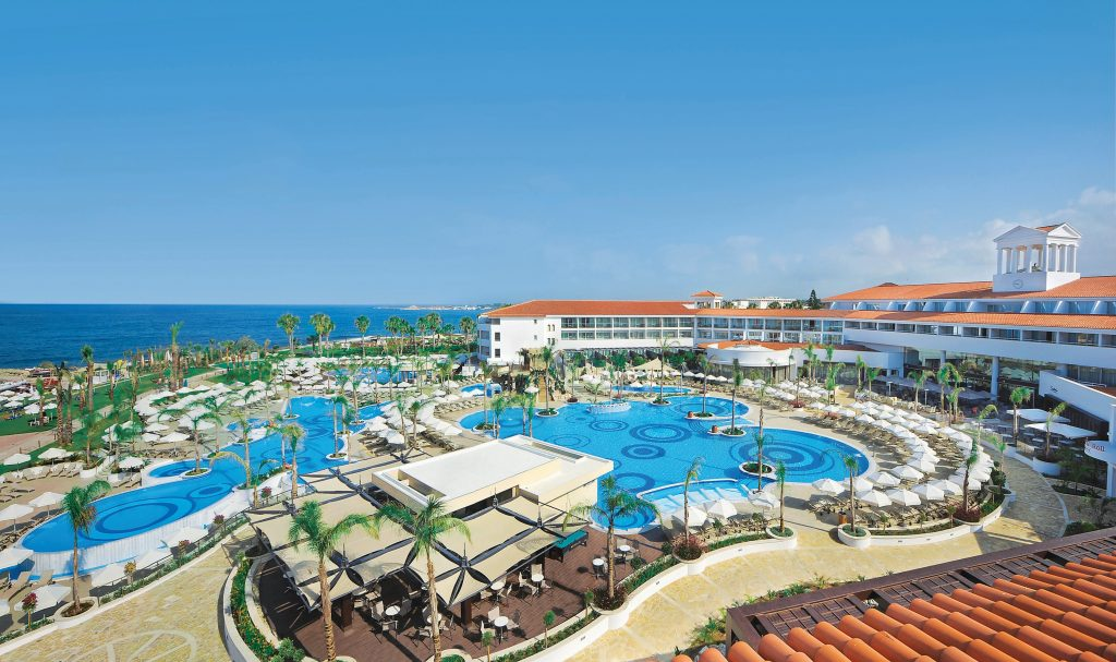 Olympic Lagoon Resort Paphos *****